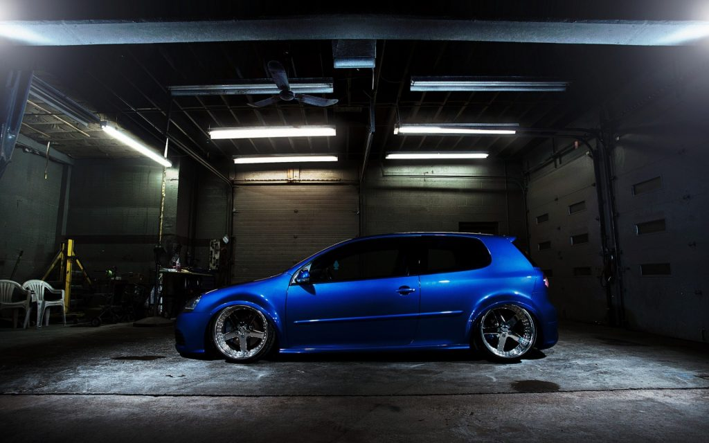 Volkswagen Golf Widescreen Wallpaper 1920x1200