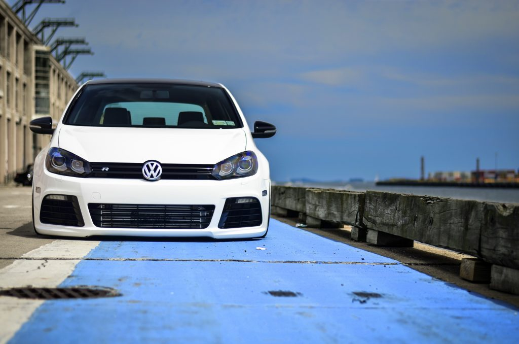 Volkswagen Golf Wallpaper 3696x2448