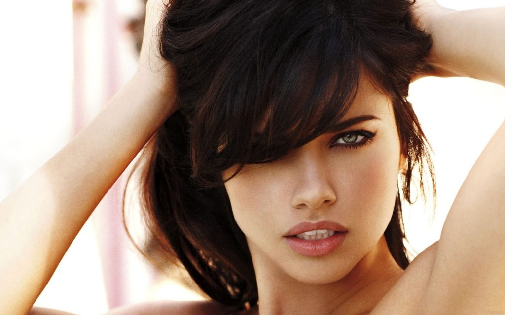 Adriana Lima Widescreen Wallpaper