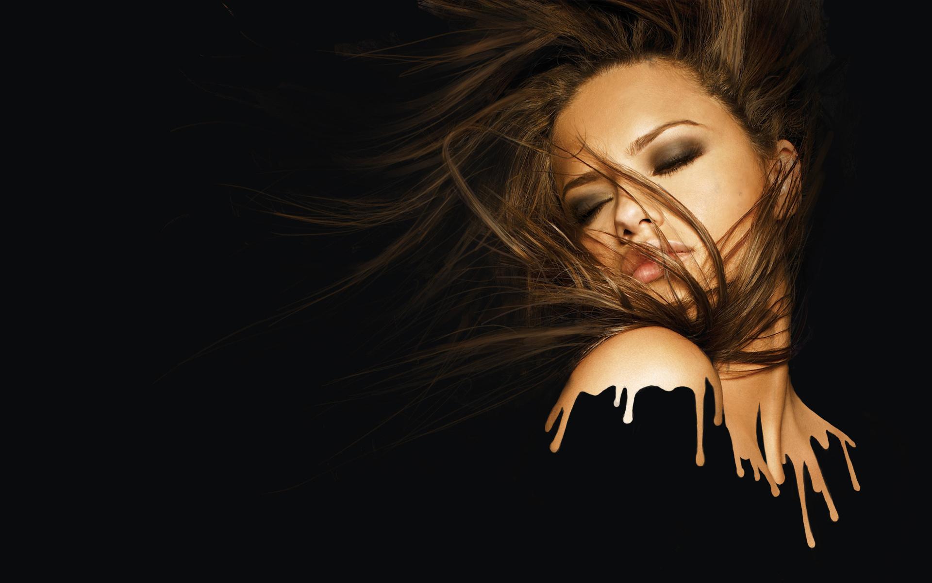 Adriana Lima HD desktop wallpaper Widescreen High Definition