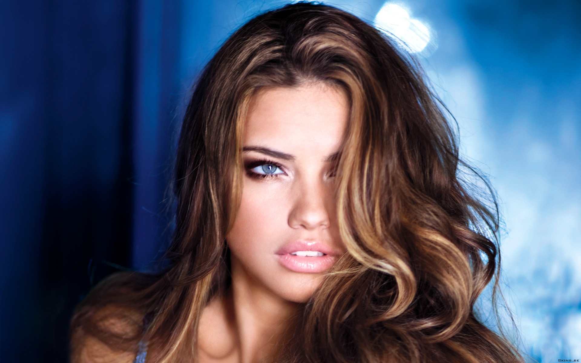 Adriana Lima Wide Screen HD Wallpaper Adriana Lima HD