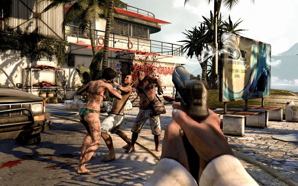 Dead Island Widescreen Wallpaper
