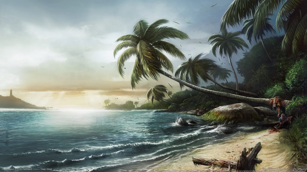 Dead Island Full HD Wallpaper