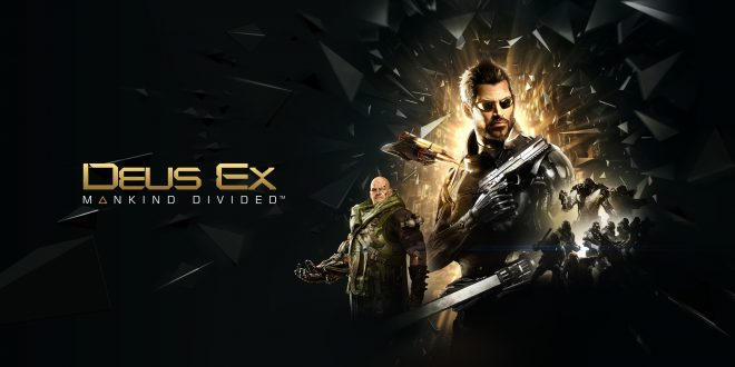 Deus Ex Mankind Divided 2016 Game Wallpapers | HD ...