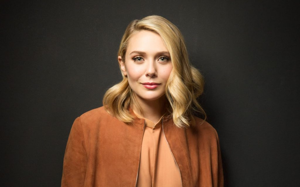 Elizabeth Olsen Widescreen Wallpaper