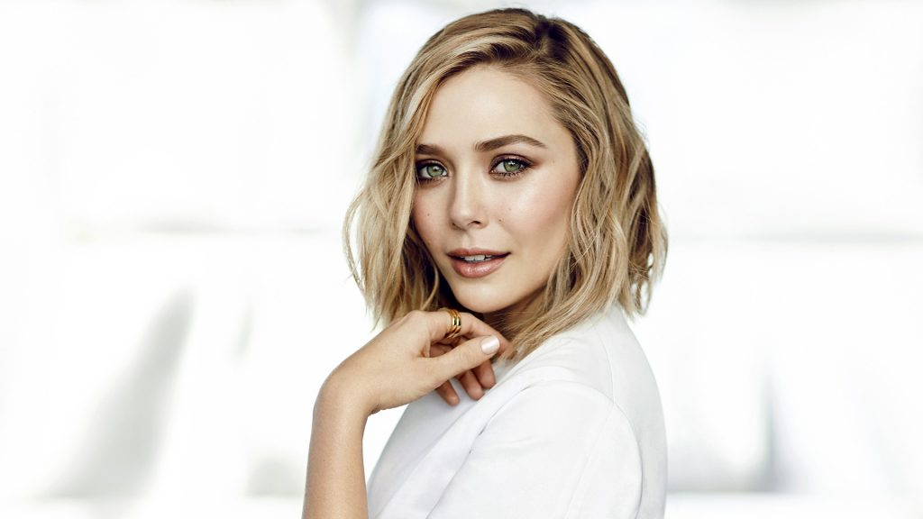 Elizabeth Olsen Full HD Wallpaper