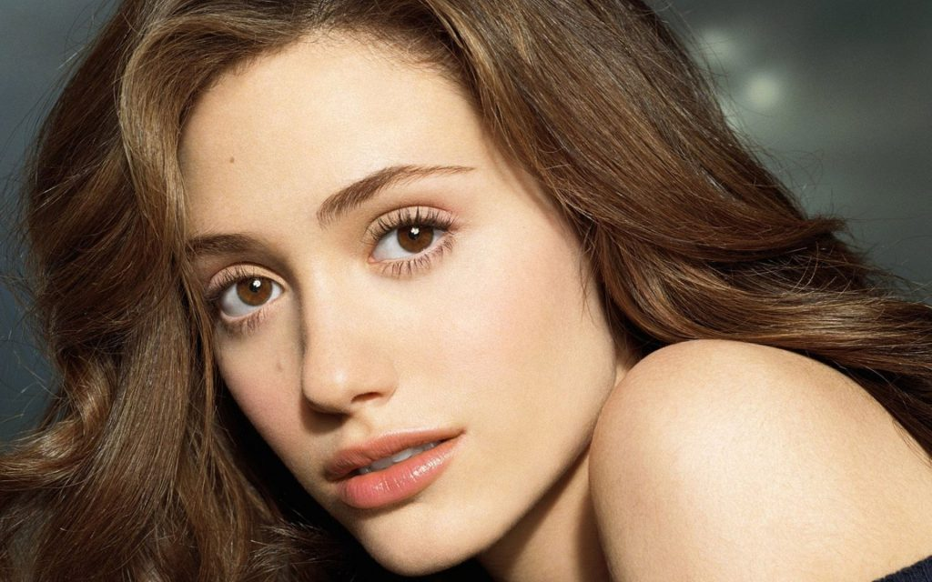 Emmy Rossum Widescreen Wallpaper