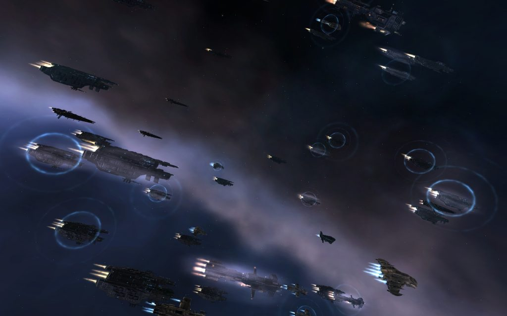 EVE Online Widescreen Wallpaper