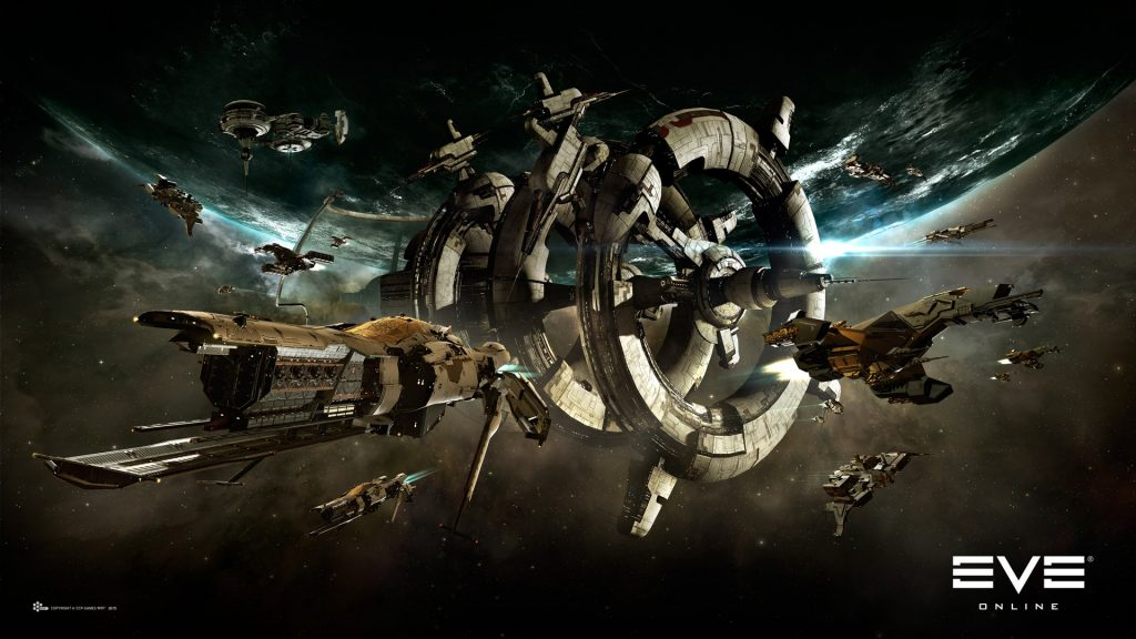 EVE Online Full HD Wallpaper