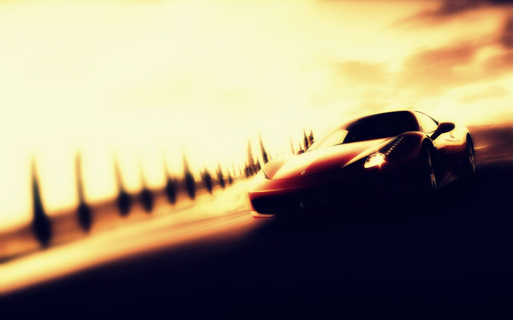 Ferrari Widescreen Wallpaper