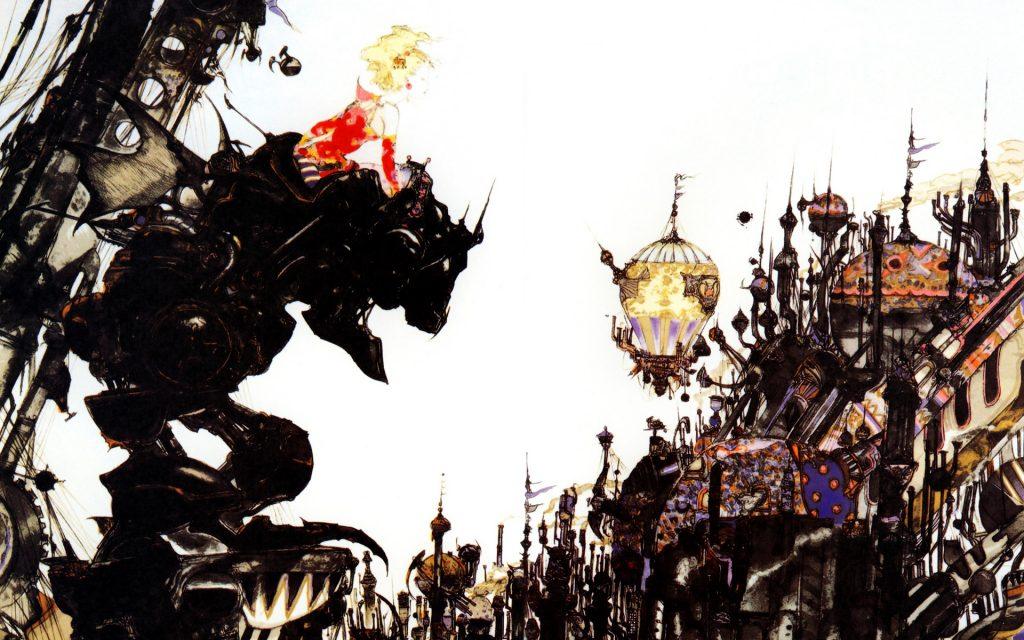 Final Fantasy Widescreen Wallpaper
