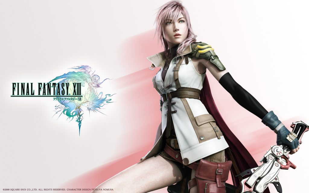 Final Fantasy Widescreen Wallpaper