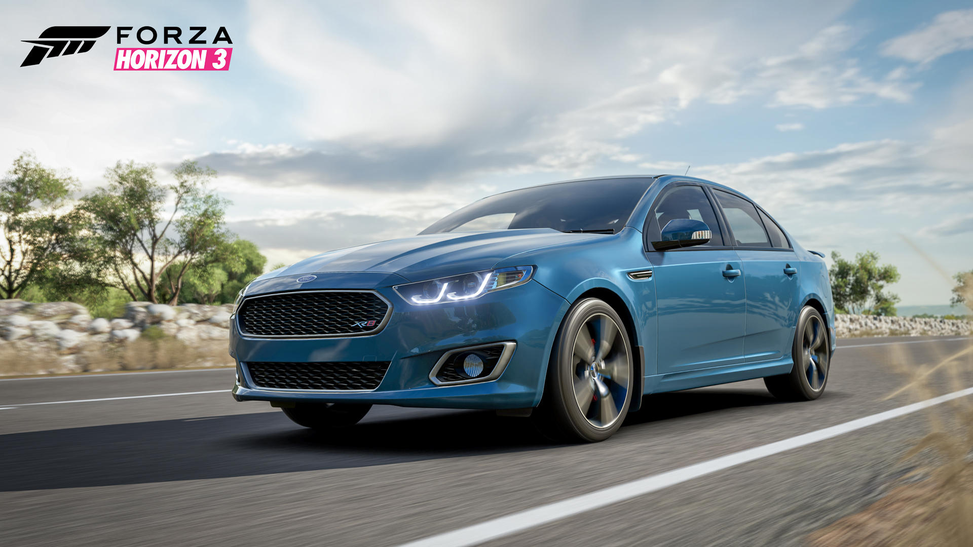 Forza horizon 3 wallpapers pictures images - Forza logo wallpaper ...