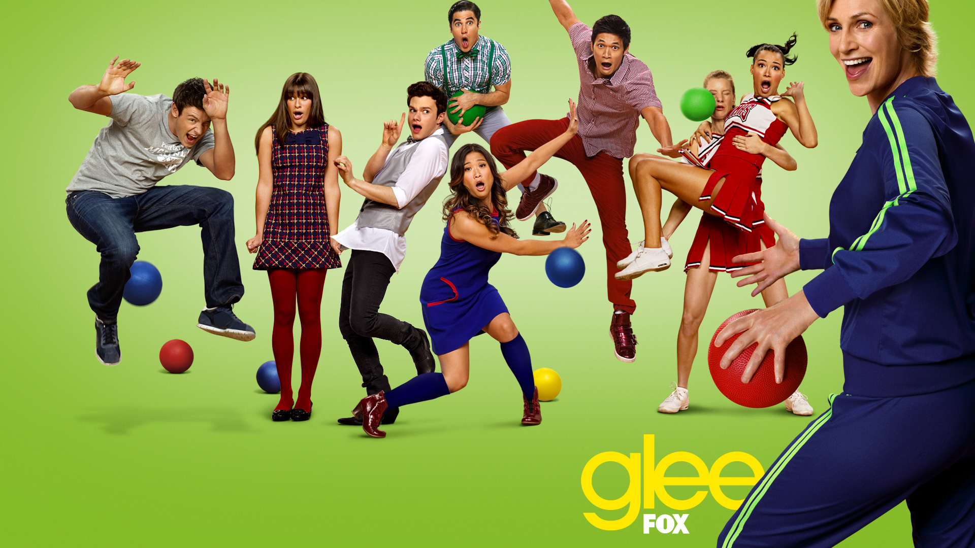 Glee Wallpapers Pictures Images