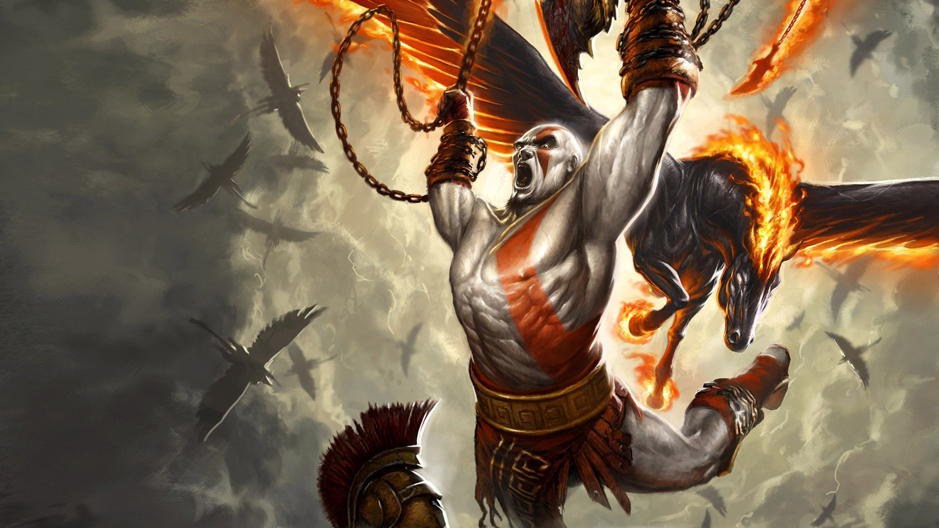 More hd wallpapers download god of war full