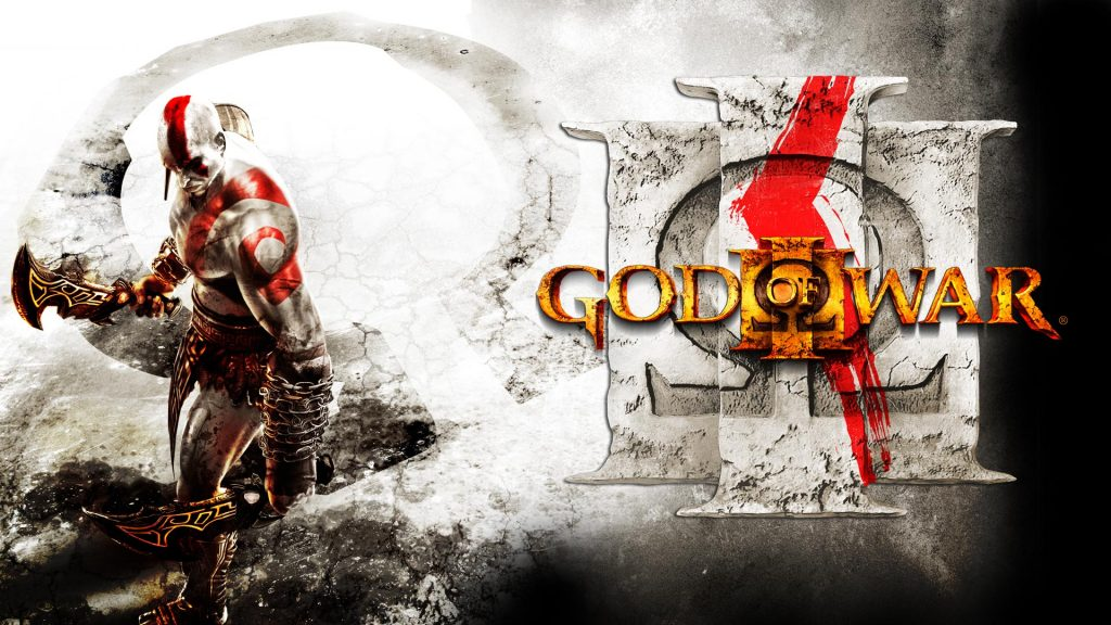 God Of War III Full HD Wallpaper