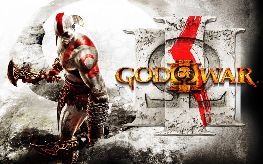 God Of War III Widescreen Wallpaper