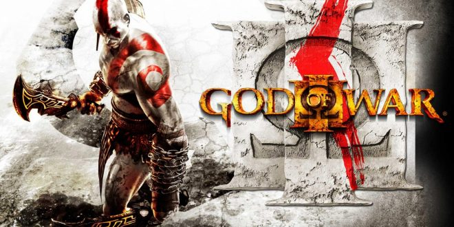 God Of War III Wallpapers