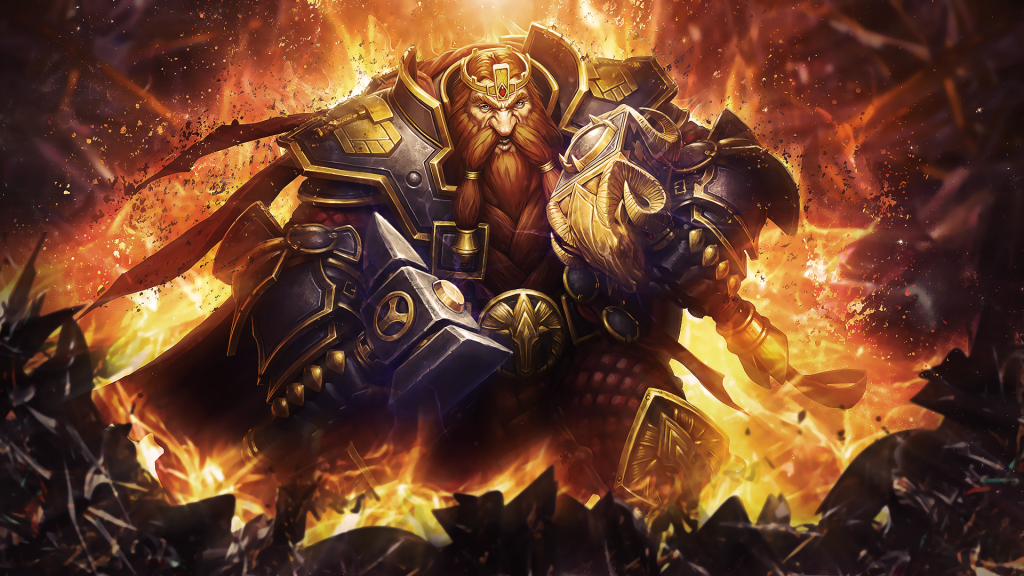 Hearthstone: Heroes Of Warcraft Full HD Background