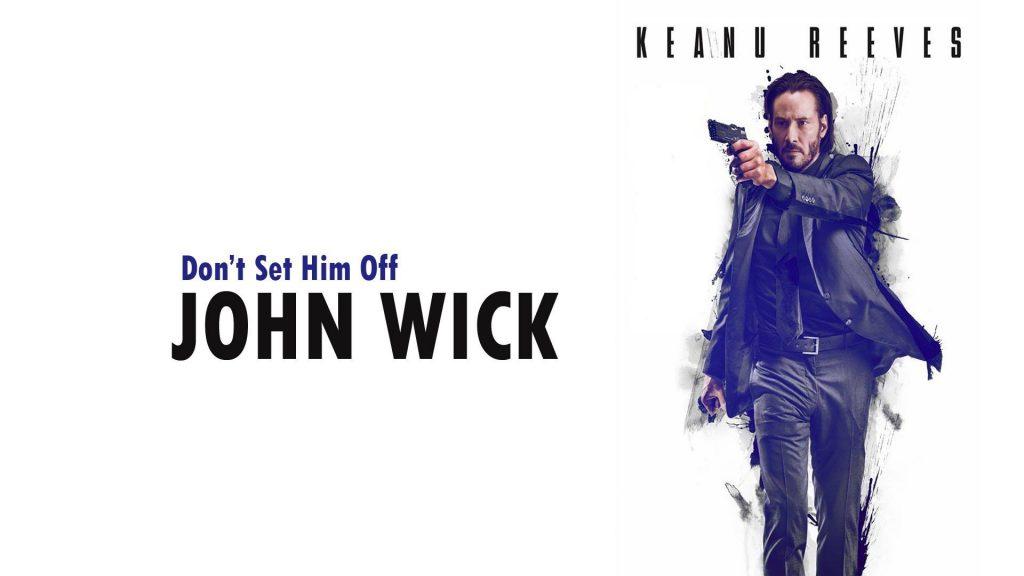 John Wick Full HD Wallpaper