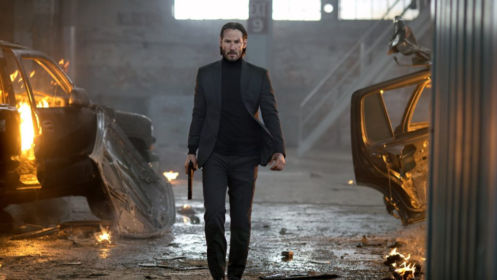 John Wick Full HD Wallpaper