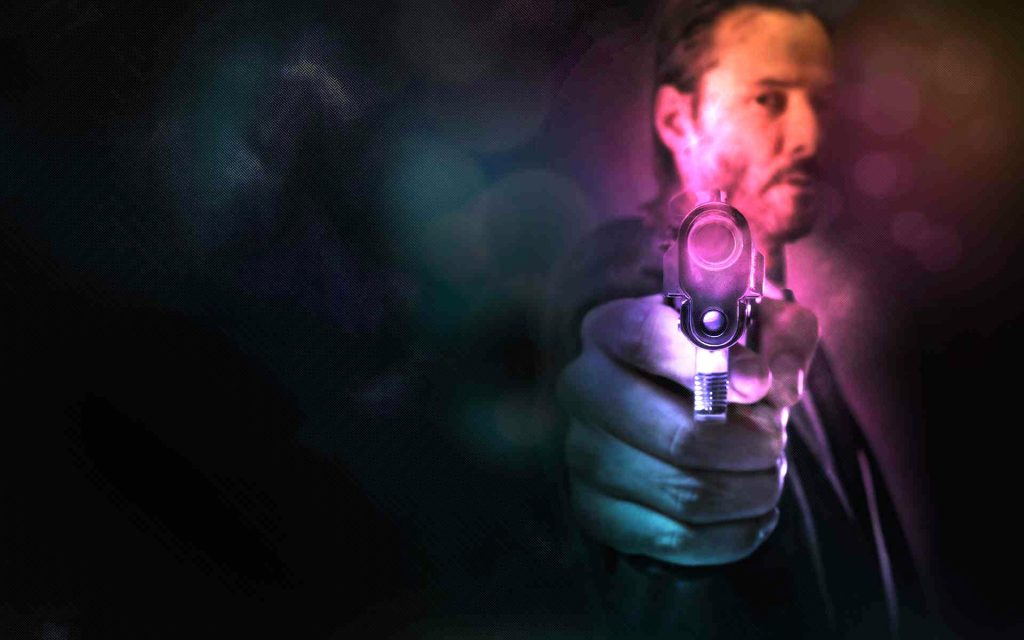 John Wick Widescreen Wallpaper