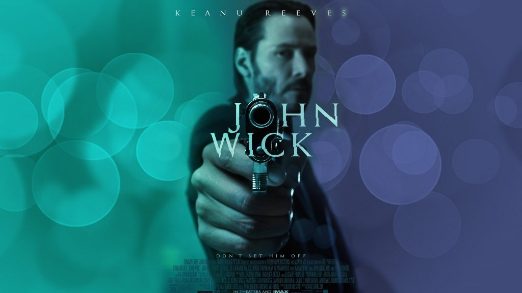 John Wick 4K UHD Wallpaper