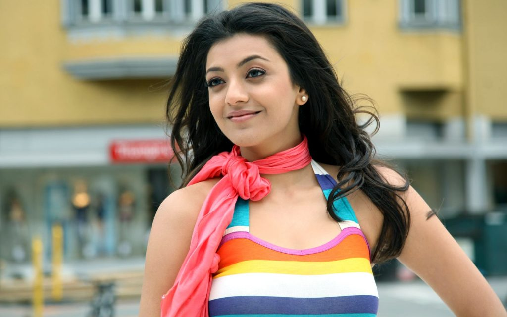 Kajal Aggarwal Widescreen Wallpaper