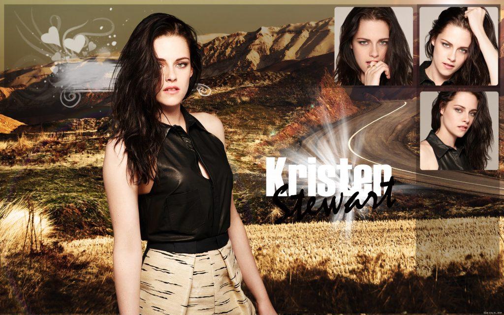 Kristen Stewart Widescreen Wallpaper