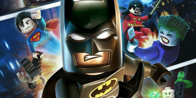 LEGO Batman 2: DC Super Heroes Wallpapers