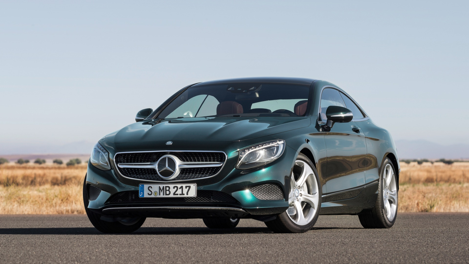 Mercedes Benz S Class Coupe Wallpapers Pictures Images