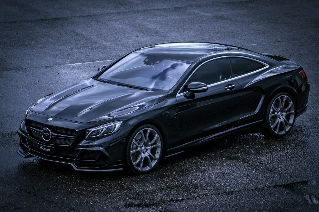 Mercedes-Benz S-Class Coupe Wallpaper