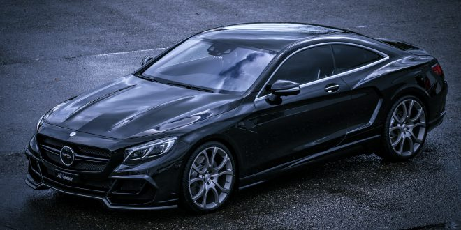 Mercedes-Benz S-Class Coupe Wallpapers