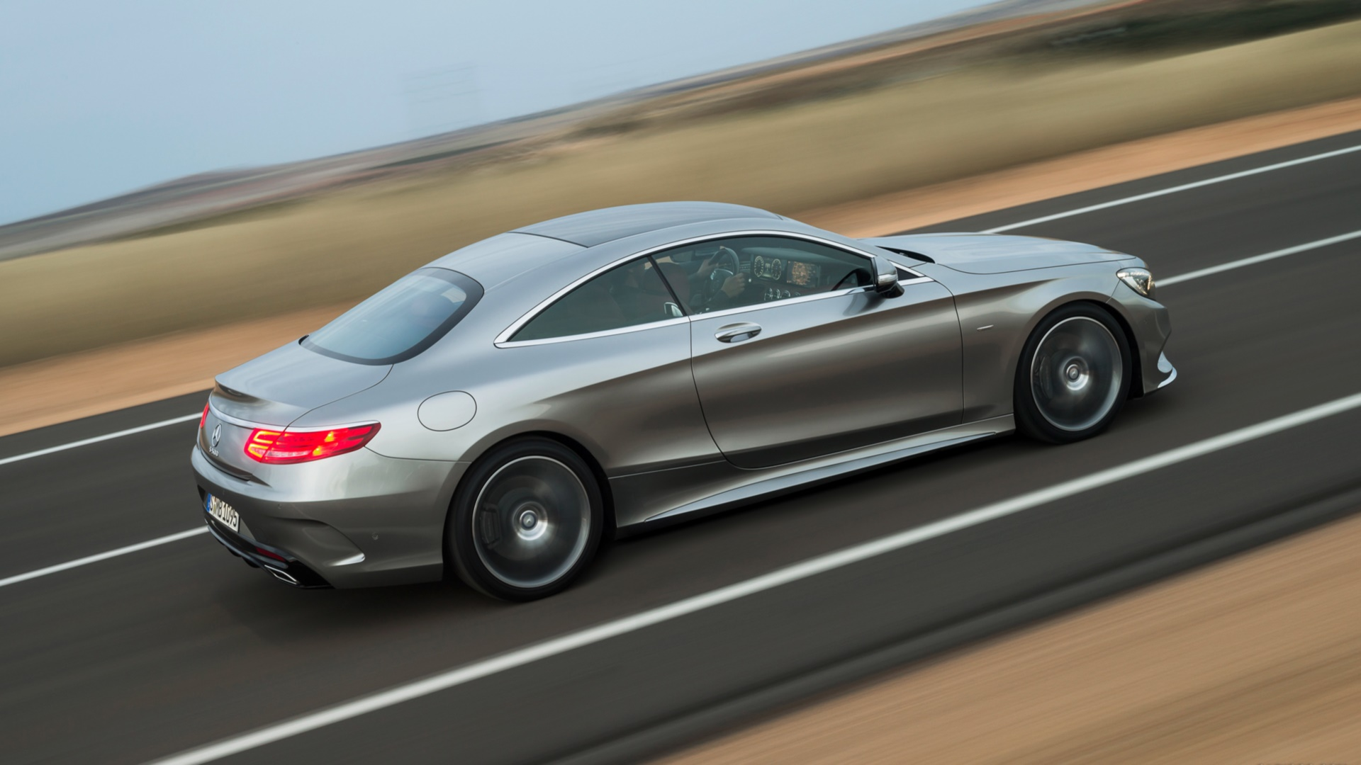 Mercedes-Benz S-Class Coupe Wallpapers, Pictures, Images