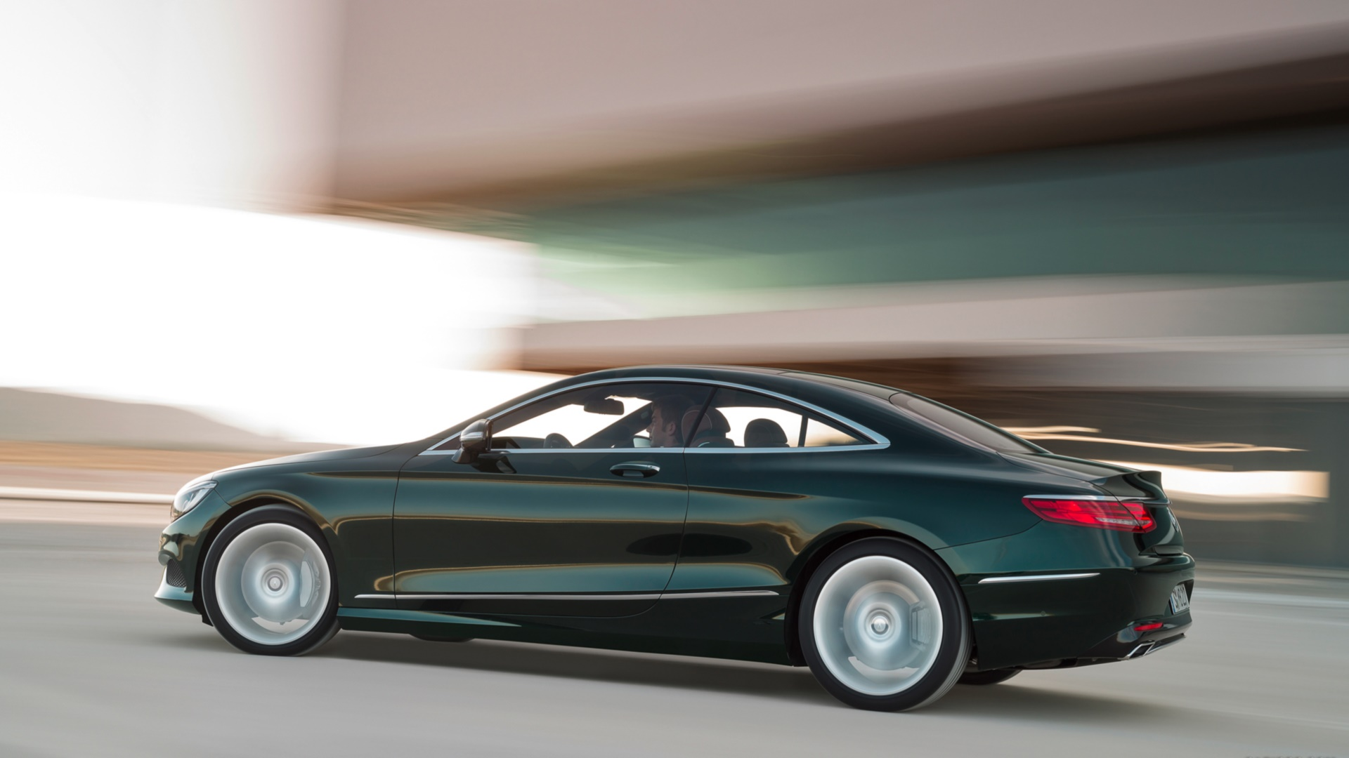 Mercedes benz s class coupe wallpapers pictures images for S class coupe mercedes benz