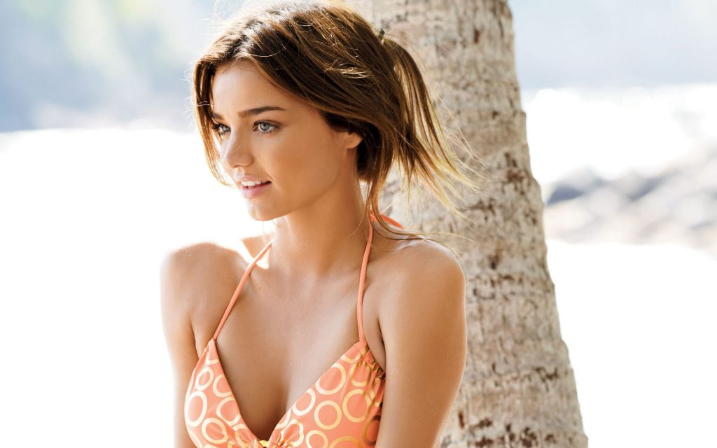 Miranda Kerr Widescreen Wallpaper