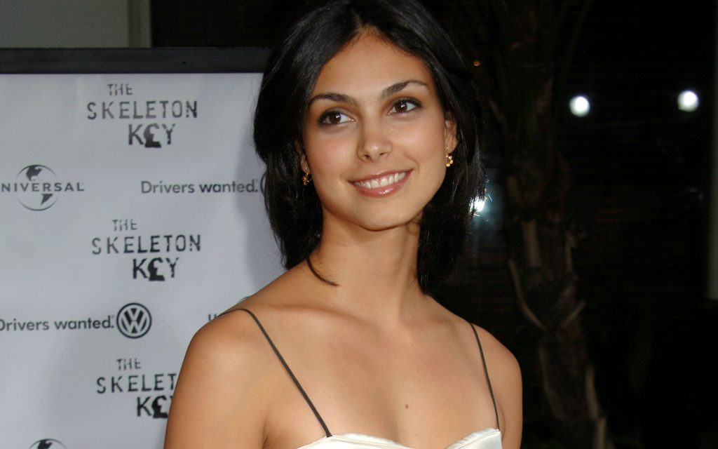 Morena Baccarin Widescreen Wallpaper