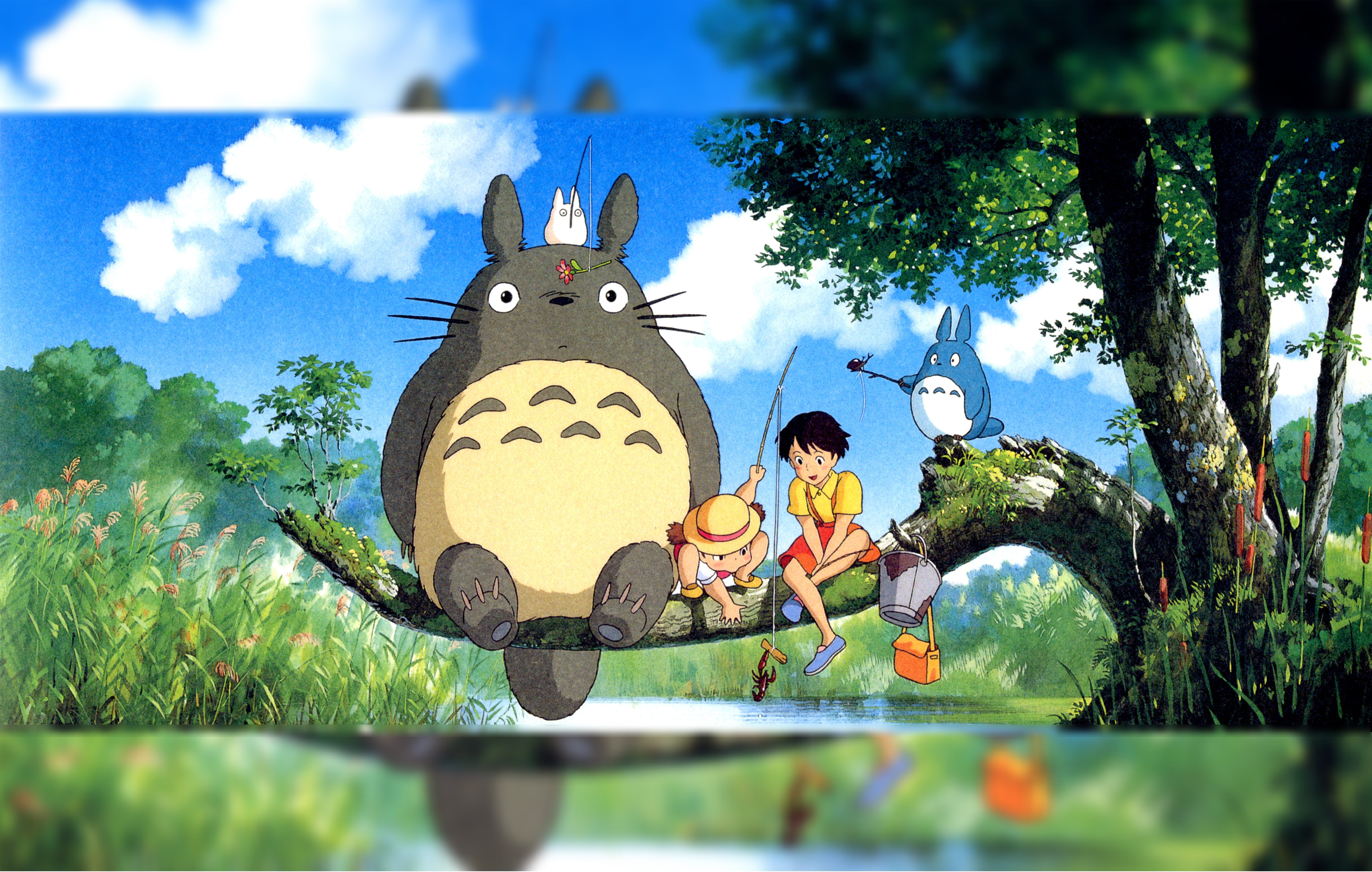 My Neighbor Totoro Wallpapers Pictures Images