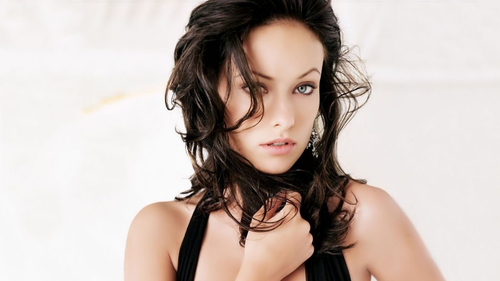 Olivia Wilde Full HD Background