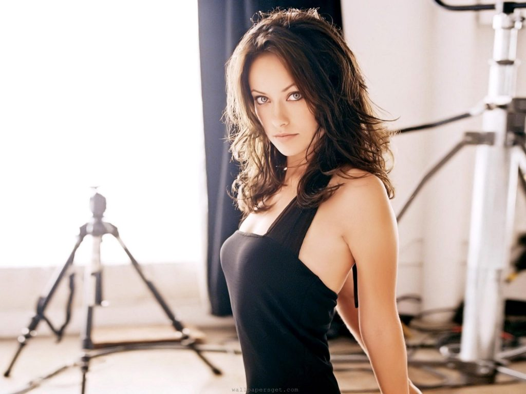 Olivia Wilde Background