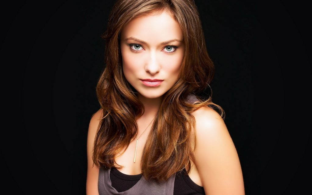 Olivia Wilde Widescreen Background