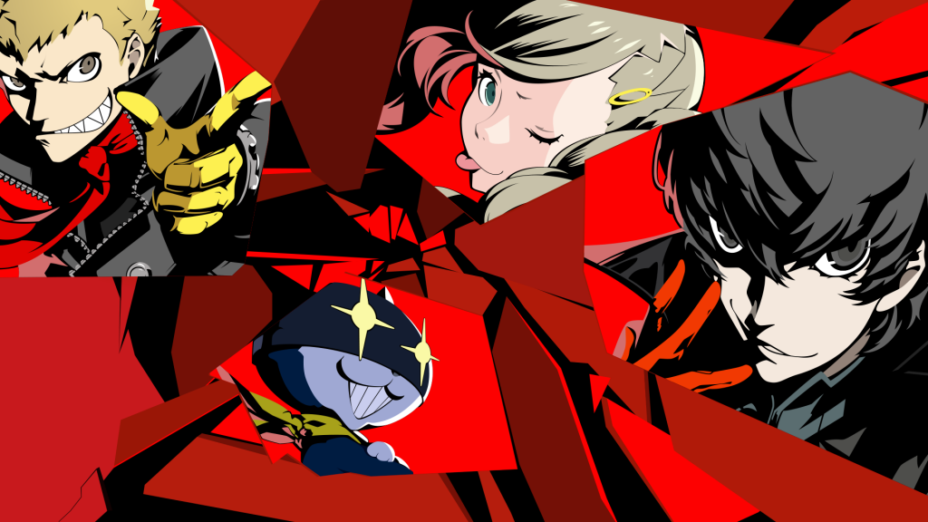 Persona 5 Full HD Wallpaper