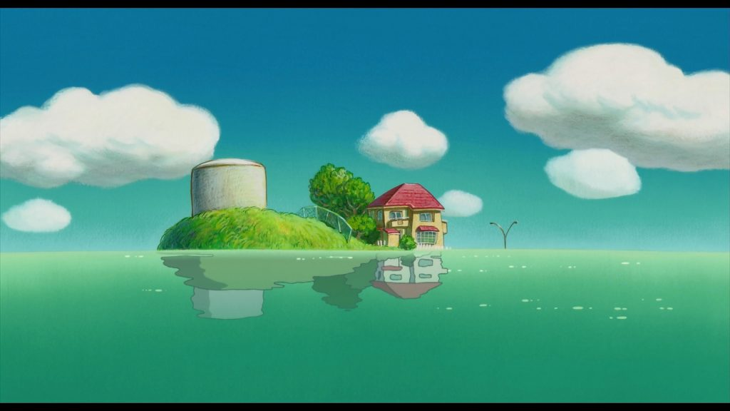 Ponyo Full HD Wallpaper