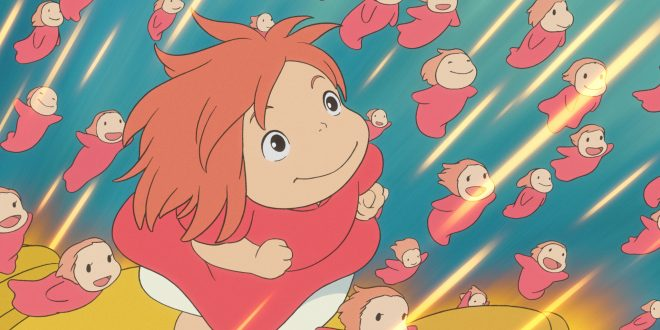 Ponyo Wallpapers