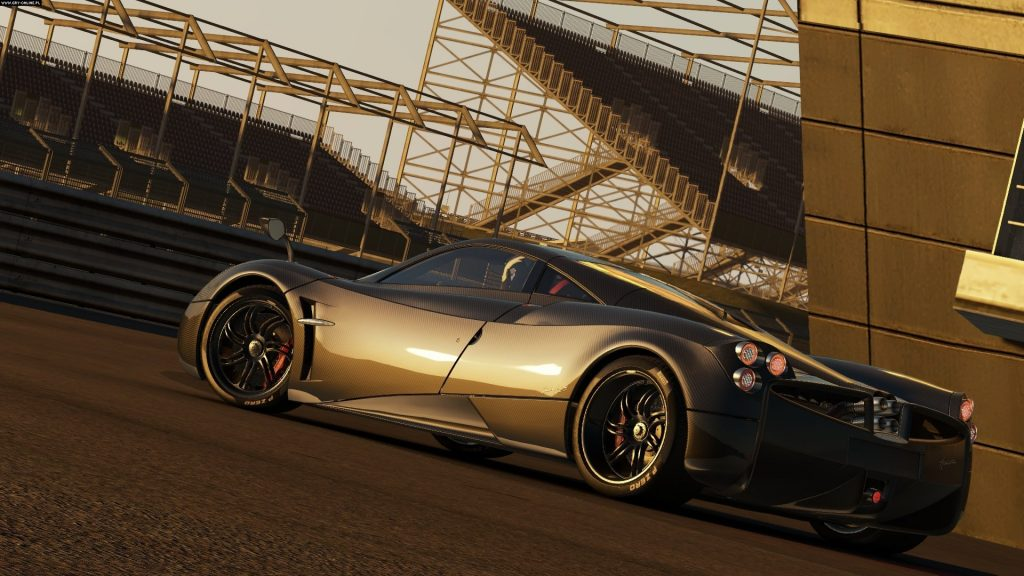 Project Cars Full HD Background