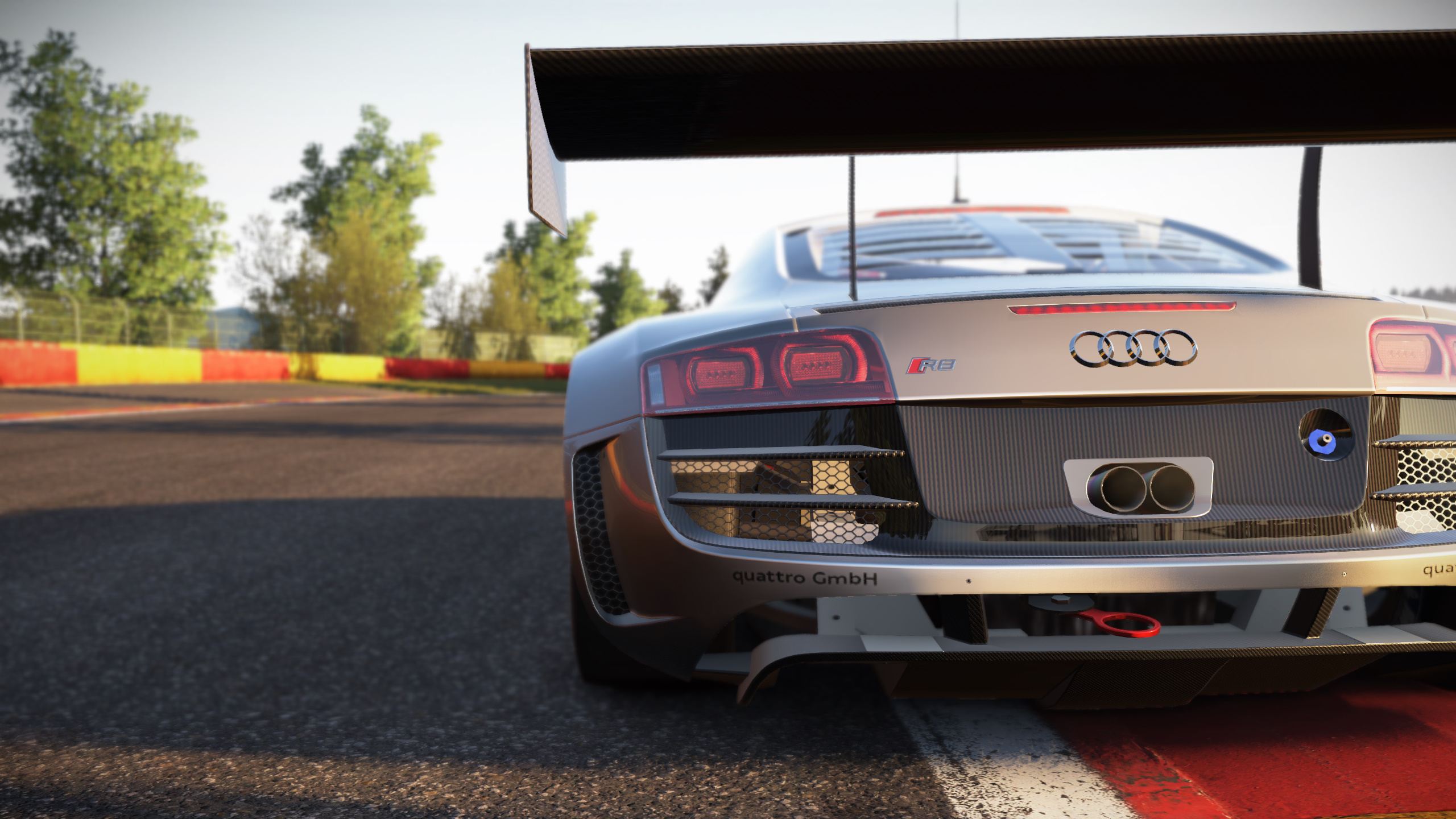 project cars background