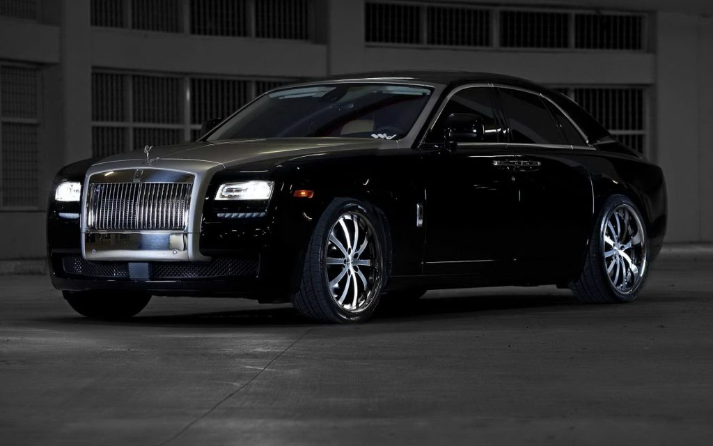 Rolls Royce Widescreen Wallpaper