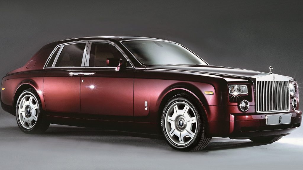 Rolls Royce Full HD Wallpaper