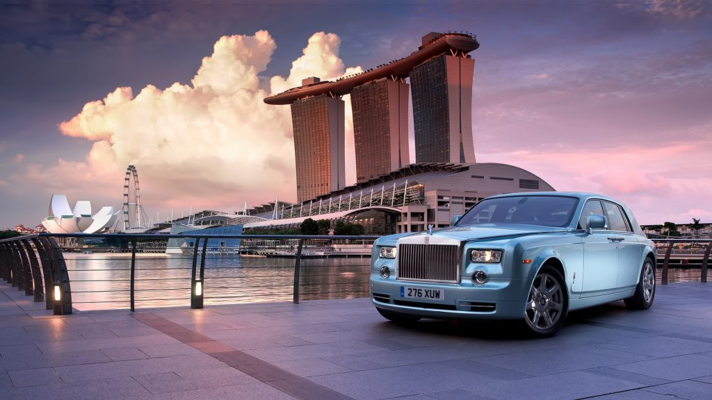 Rolls Royce Full HD Wallpaper