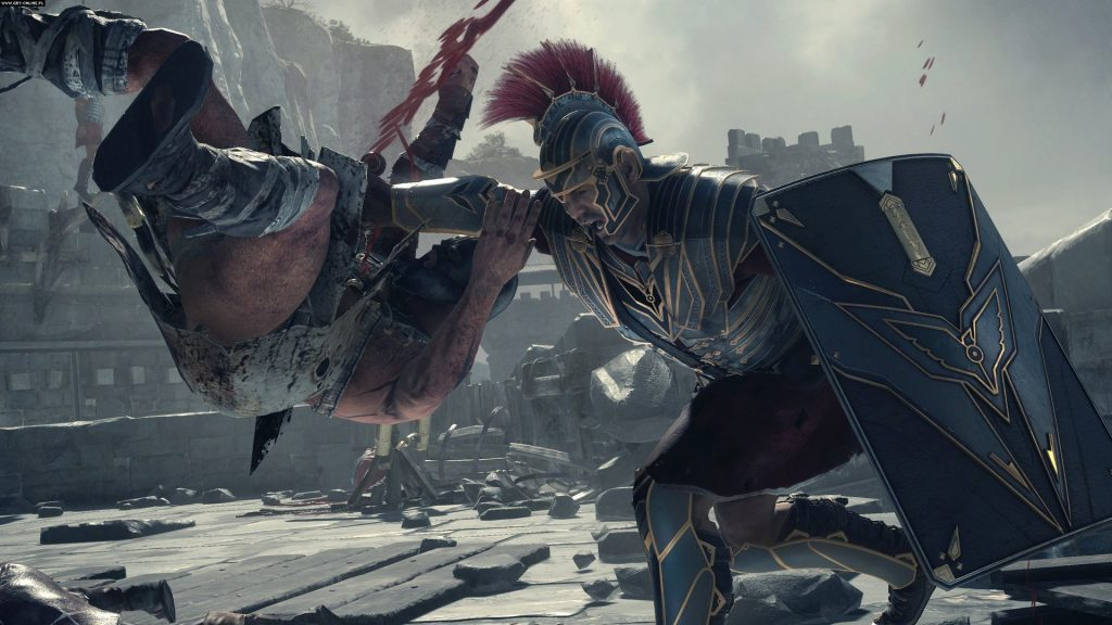 Ryse: Son Of Rome Full HD Wallpaper